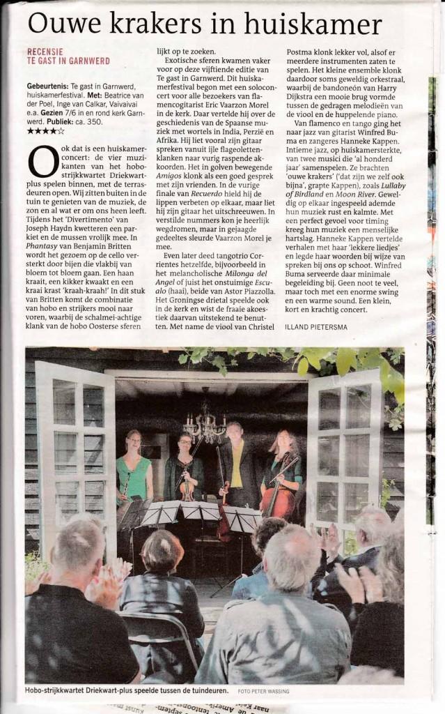 huiskamerfestival-2015-dagblad